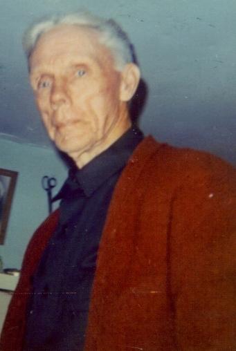 Son, Addie Crum, my great grandfather